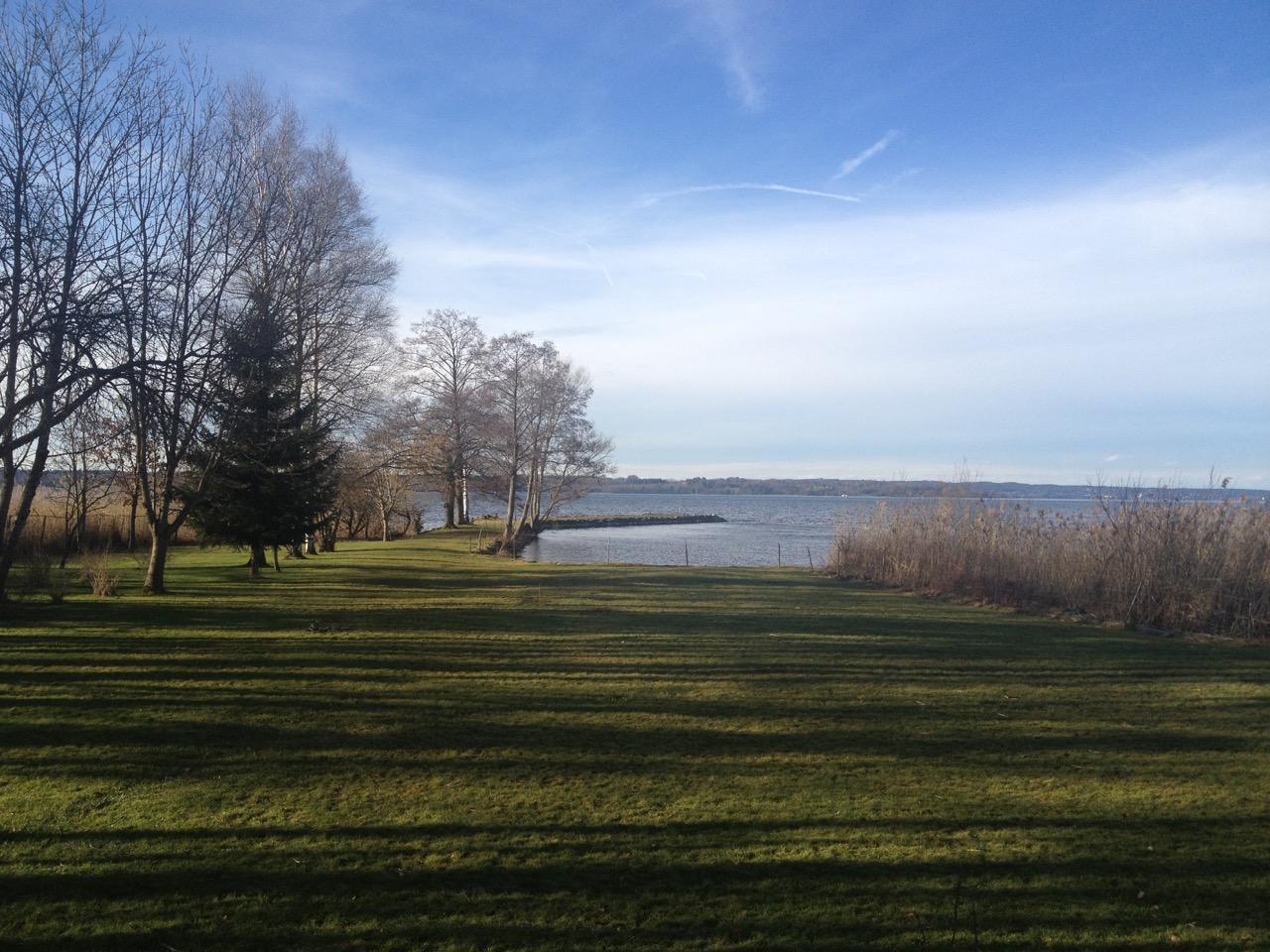 Seeanstoß zum Starnberger See