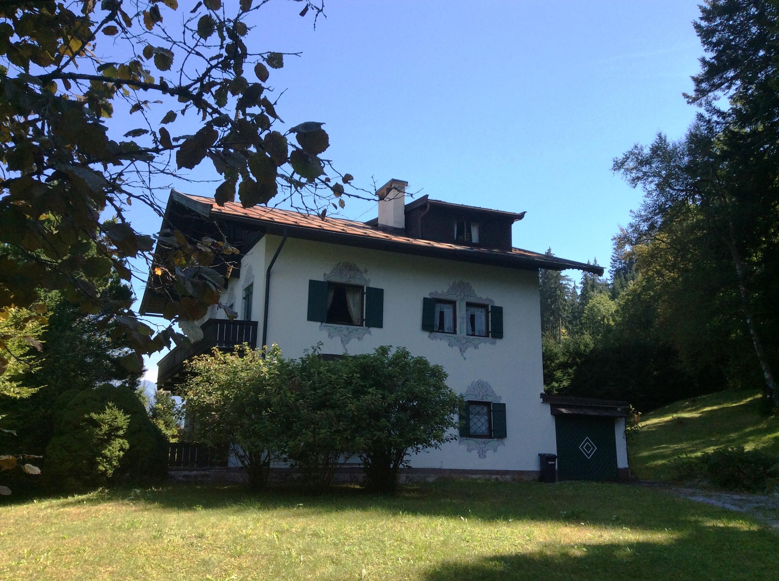 Landhausvilla in Kitzbühel, Ansicht von Norden