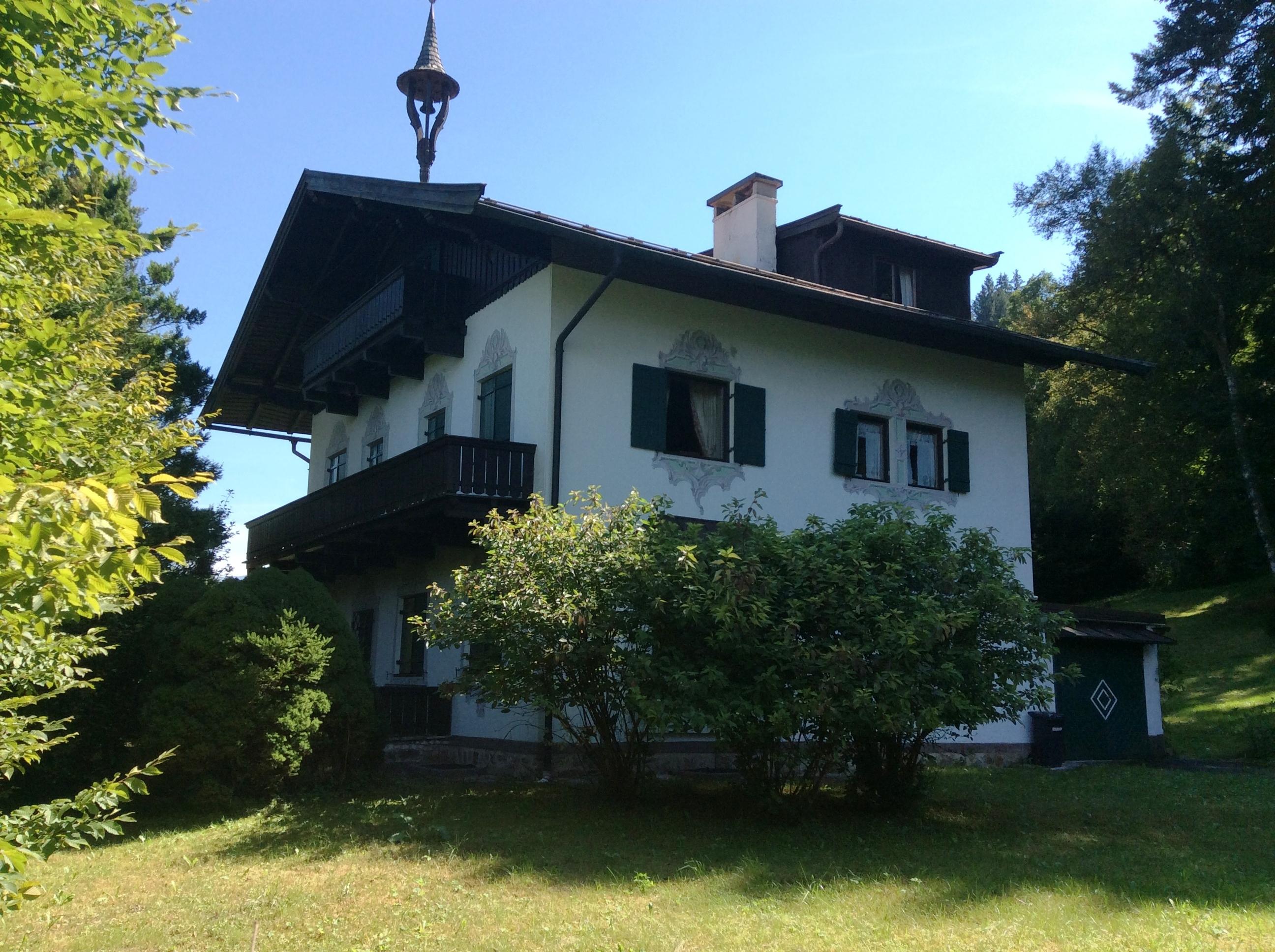 Landhausvilla in Kitzbühel, Kirchberger Strasse 1