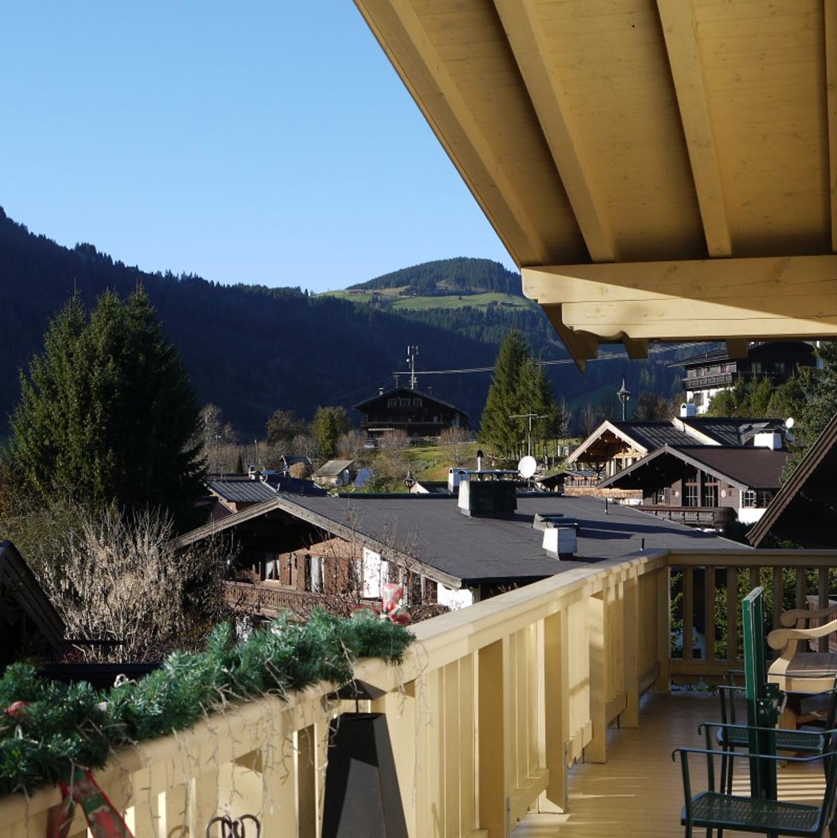 Leben im Tiroler Landhausstil