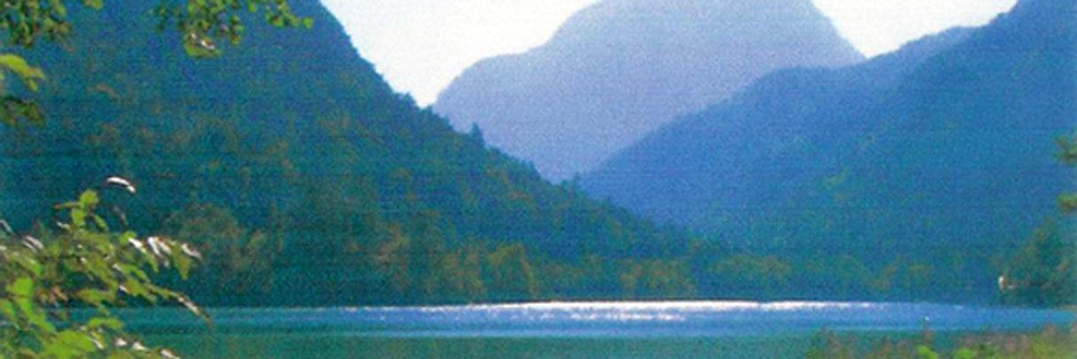 hier können Sie am eigenen See wohnen und sich erholen