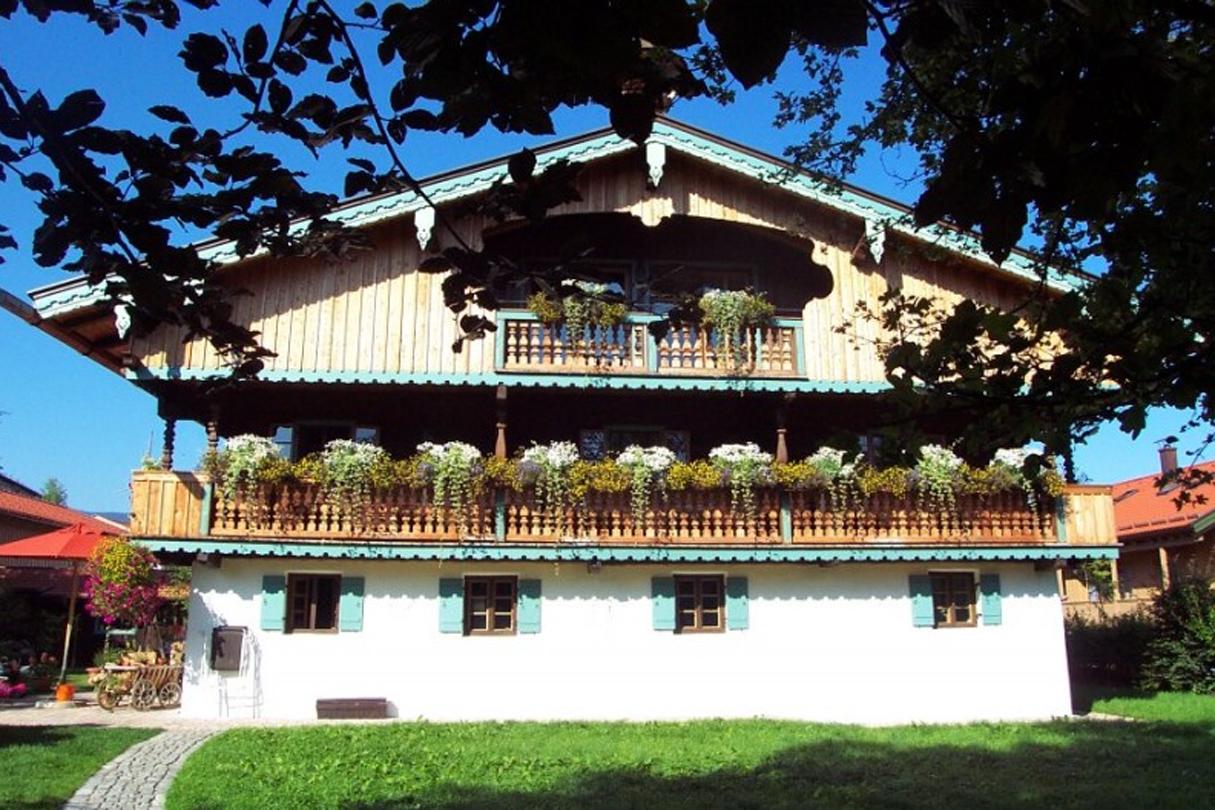 Historisches Bauernhaus am Schliersee