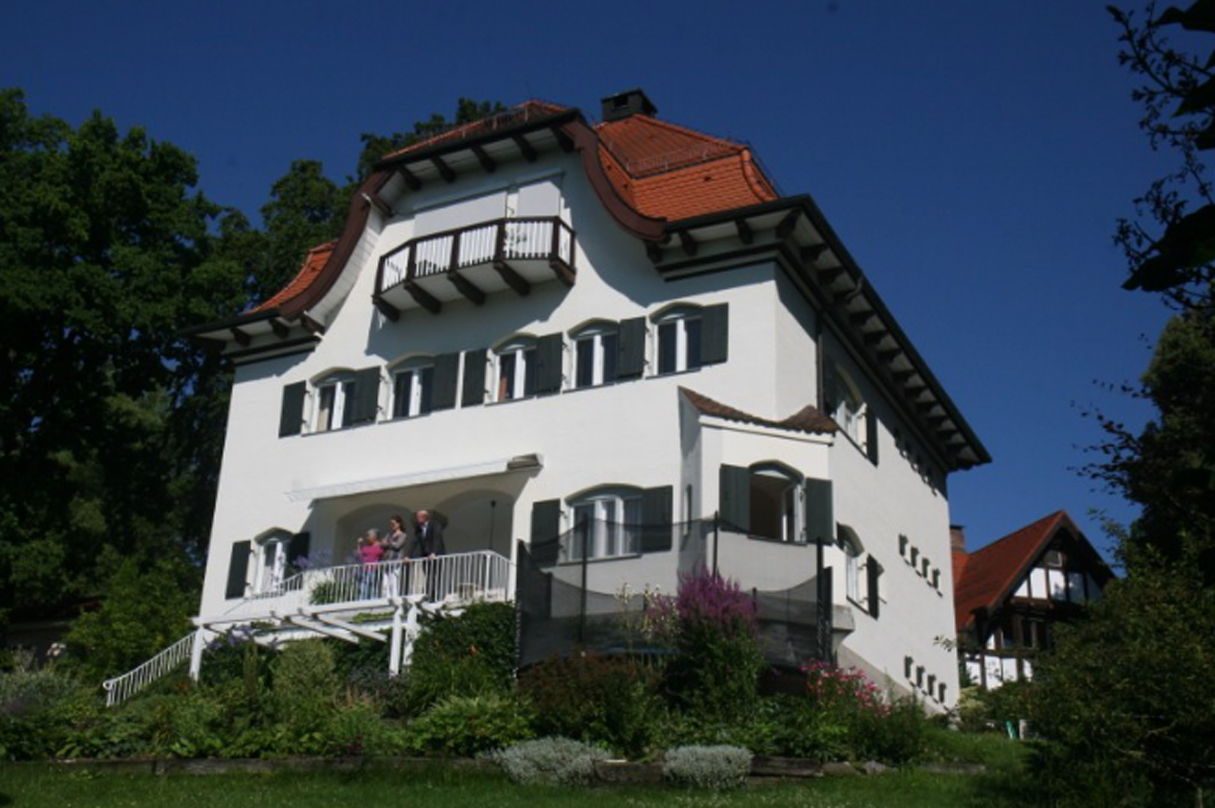 Jugendstilvilla in Pöcking am Starnberger See