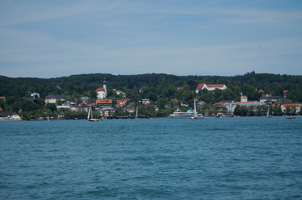 luxuriöses Zuhause hoch über dem Starnberger See