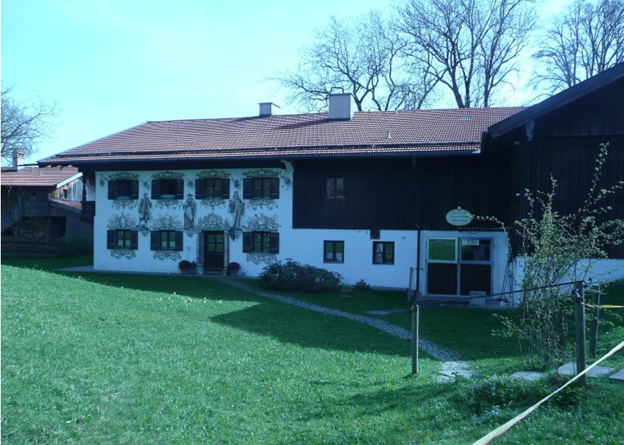 Der idyllische Bauernhof in Neufahrn bei Wolfratshausen