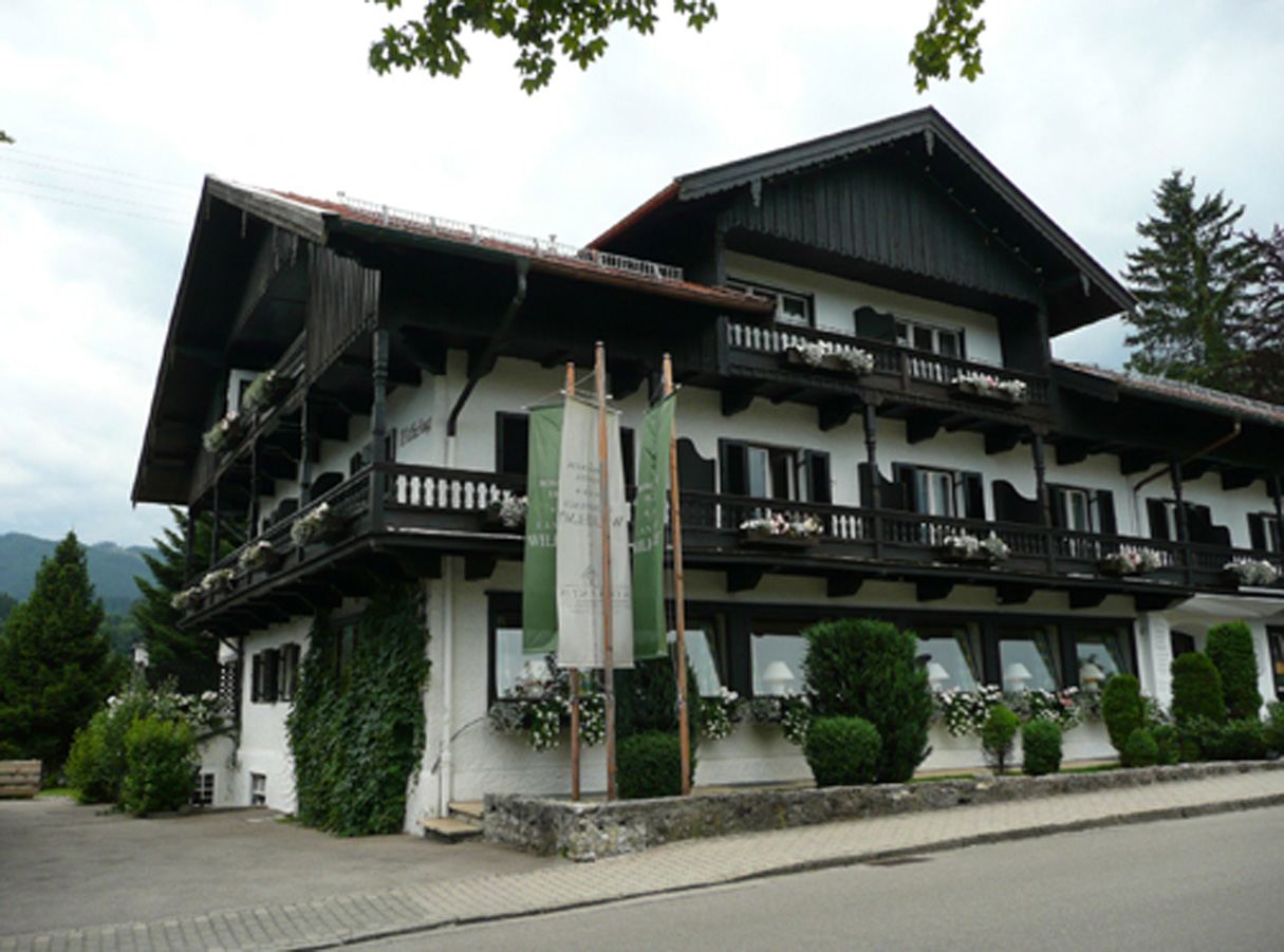 Das feine Landhotel in Bad Wiessee