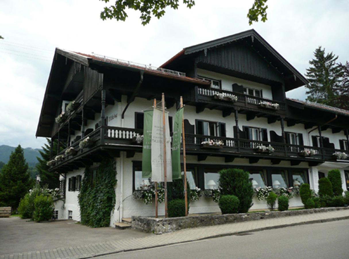 Das feine Landhotel in Bad Wiessee